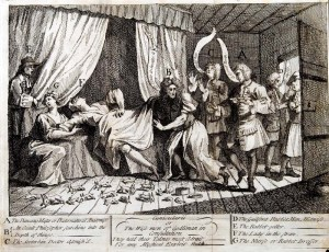 The Curious Case of Mary Toft